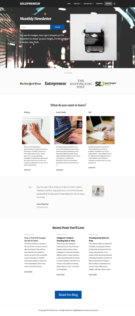 solopreneur-theme-review-example-landing-page-2